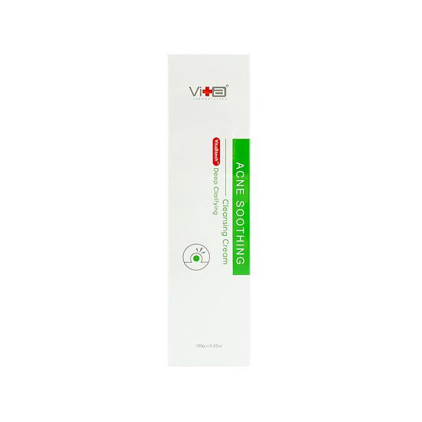 Swissvita 薇佳 速效抗痘調理潔面乳(VitaBtech升級版)(100g)【優.日常】