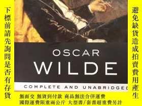 二手書博民逛書店Complete罕見Works of OSCAR WILDE(1