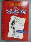 【書寶二手書T1/語言學習_JNH】Diary of a Wimpy Kid_Jeff Kinney