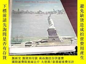 二手書博民逛書店YOU罕見and the united states(你和美國)