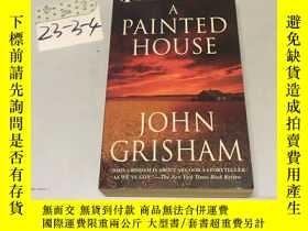 二手書博民逛書店英文原版:A罕見Painted House 英文原版Y18297
