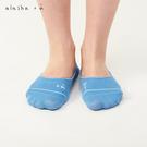 a la sha+a 簡約低調小花隱形襪