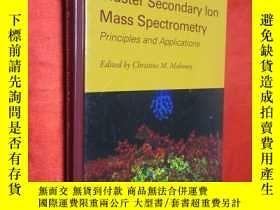 二手書博民逛書店Cluster罕見Secondary Ion Mass Spec