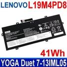 LENOVO L19M4PD8 . 電池 L19C4PD8 YOGA Duet 2020 Duet 7-13IML05
