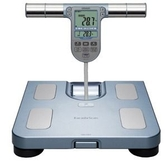 OMRON歐姆龍體重體脂計HBF-371(藍色)+計步器