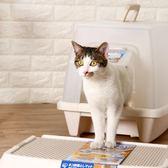 貓用控砂板 給你干凈整潔的家 貓廁所通用過濾貓砂墊 網格漏砂墊xw 聖誕交換禮物
