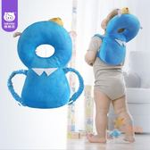 交換禮物-防撞枕棒棒豬嬰兒童護頭枕頭部保護墊學步防摔枕寶寶學步帽防撞護頭帽
