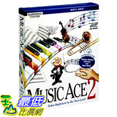 [106美國暢銷兒童軟體] HARMONIC VISION Music Ace 2 ( Windows / Macintosh )