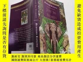 二手書博民逛書店just罕見so stories:只是故事而已.Y200392