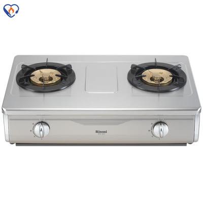 【歐雅系統家具廚具】林內 Rinnai RTS-223瓦斯爐 原價6850(已停產)