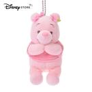 日本限定 迪士尼商店 Disney Store 小熊維尼 櫻花維尼 櫻花版 珠鍊吊飾玩偶娃娃 12cm