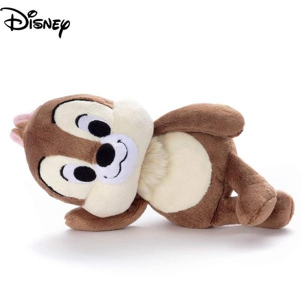 日本限定 迪士尼 奇奇蒂蒂系列【 奇奇  】2way 側身玩偶娃娃