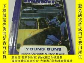 二手書博民逛書店rolling罕見thunder young guns 精裝Y9212