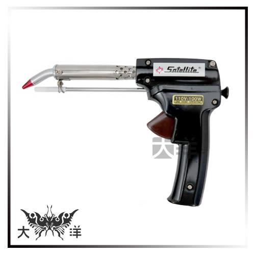 ◤大洋國際電子◢  100W 自動出錫槍+耐蝕頭 銲槍 電烙鐵 電路板 SF-100W