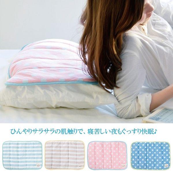 日本北極熊涼感枕墊冷感枕頭墊288015通販屋