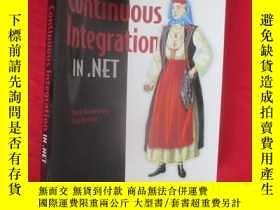 二手書博民逛書店Continuous罕見Integration in .NET