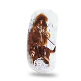 i2 艾思奎極地猿人觸控滾輪無線滑鼠-- Ice