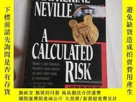 二手書博民逛書店A罕見calculated riskY206777 Kather