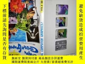 二手書博民逛書店creating罕見computer graphics vol.2 3dY9905 如圖 如圖