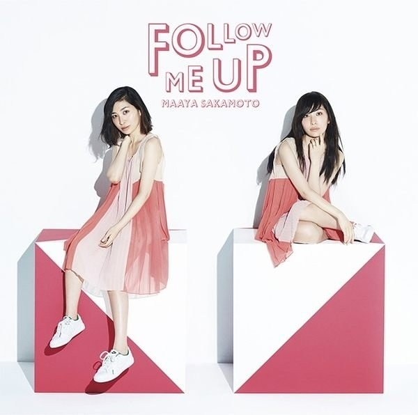 土反本真綾 FOLLOW ME UP CD