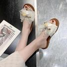 軟底防滑外穿仙女風涼拖鞋