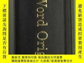二手書博民逛書店英語詞源詞典罕見布脊精裝 書脊燙金Y48385 John Ayto Arcade Publishing 出版