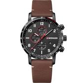 瑞士WENGER Attitude Chrono計時時尚腕錶  01.1543.107