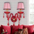 設計師美術精品館壁燈水晶壁燈,歐式水晶燈...