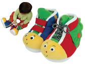 書立得-【美國Ks Kids】歡樂學習小鞋Learning Shoes on Little Feet(SB00216)