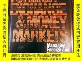二手書博民逛書店Foreign罕見Exchange and Money Mark