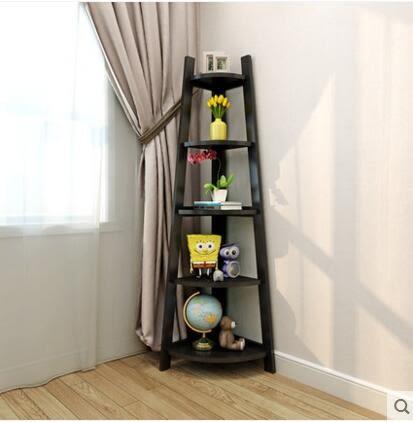 臥室客廳創意家具轉角層架隔板置物架角架牆上隔板書架花架