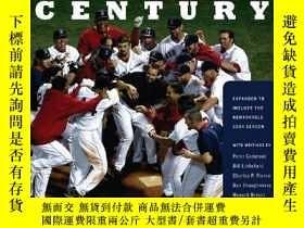 二手書博民逛書店Red罕見Sox Century波士頓紅襪棒球隊的故事,英文原版Y449990 Richard A Johns