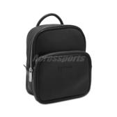 Kangol 後背包 Leather Backpack 黑 女款 袋鼠 皮革 小包包 運動休閒 【ACS】 6825320020