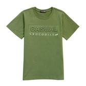 『小鱷魚童裝』立體鋼印T恤(08號~20號)557427