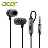 [富廉網]【Acer】Earphone 300 AHW810 入耳式耳機麥克風