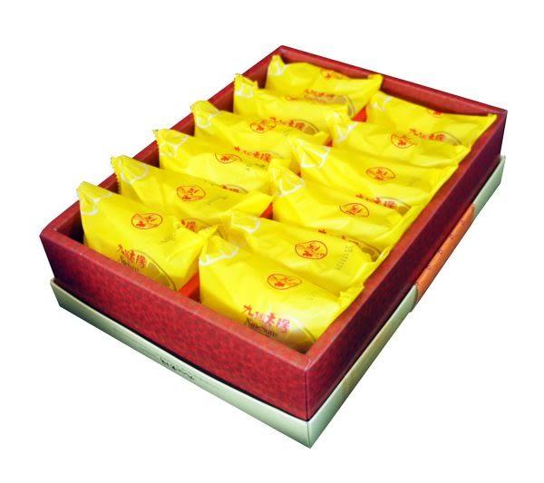 【九個太陽】好過份檸檬蛋糕12入禮盒(蛋奶素) 含運價500元