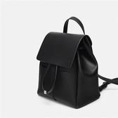 女包黑色日常雙肩背包2019新款韓版百搭旅行登山包大容量書包