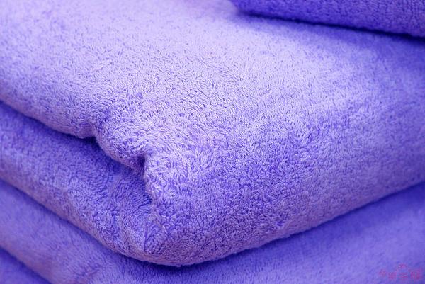 商用加寬素色毛巾被 / 土耳其藍 / 100%純棉 美容床鋪床巾 950g 120x200cm 台灣製造【快樂主婦】