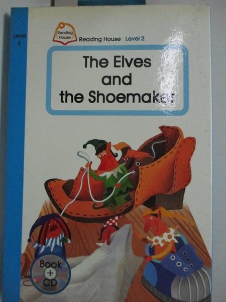 【書寶二手書T7/語言學習_B5D】The Elves and the Shoemaker