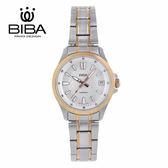 法國 BIBA 碧寶錶 經典系列 藍寶石玻璃 石英錶 B322S101W 白色 - 32mm