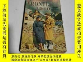 二手書博民逛書店FRONTLINE罕見1940(英文)Y212829