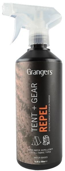 Grangers 英國 帳篷&裝備清抗水噴劑500ML GRF117 清潔 清洗 保養 防潑水 Tent Gear Repel【易遨遊】
