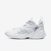 NIKE Jordan Why Not Zer0.3 Pf [CD3002-103] 男鞋 籃球 經典 喬丹 避震 白銀
