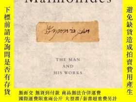 二手書博民逛書店Moses罕見Maimonides: The Man And H