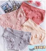 4條裝孕婦內褲純棉懷孕早中晚期夏季薄款大碼托腹低腰無痕蕾絲初期用品【風鈴之家】