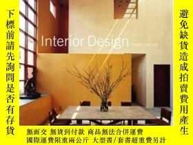 二手書博民逛書店Interior罕見Design (3rd Edition)Y2