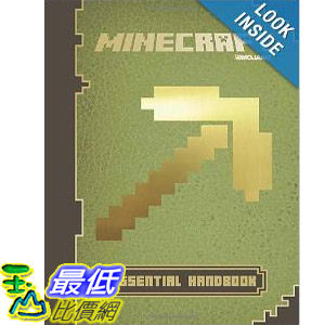 【103玉山網】 2014 美國銷書榜單 Minecraft: Essential Handbook: An Official Mojang Book