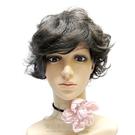 【微捲髮.短髮造型】全頂假髮 (化纖) SH1005 #4 [28497]
