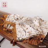 燙金刺繡琴 防塵 防塵古箏蓋布 加厚古箏套琴罩LY5262『愛尚生活館』