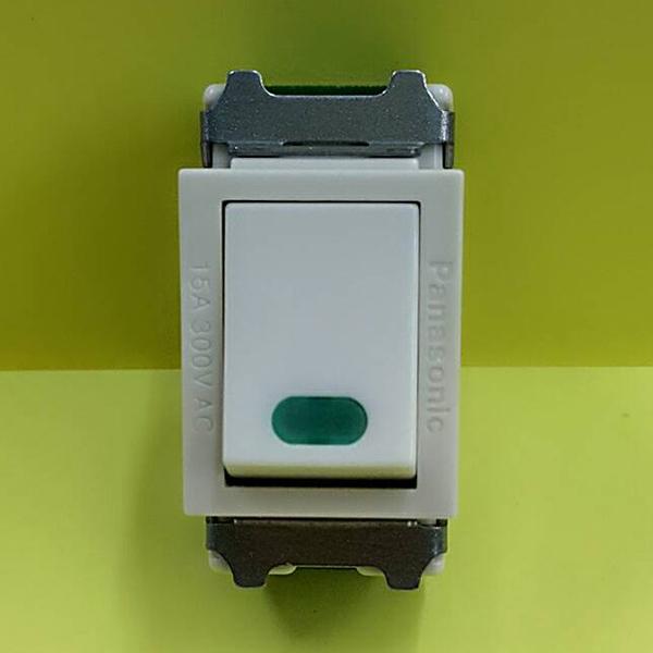 【中將3C】Panasonic國際牌開關雙切附燈   .WN-5152-832
